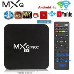 Tv Box 4k Mxq9 Pro Android 10.1