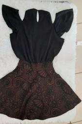 Título do anúncio: Vestido Almoxarife