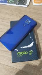 Moto g9 novo com nota fiscal e garantia