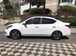 Nissan Versa SL 1.6 automático 2019