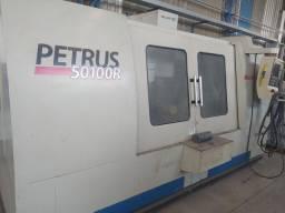FRESADORA CNC DIPLOMAT - PETRUS 50100R - ANO 2015