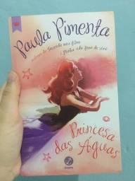 Livro Princesa das Águas