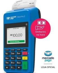 Máquinas Cartões Mercado Pago