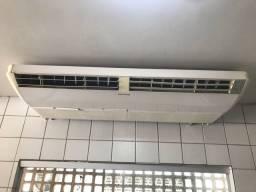 Título do anúncio: Ar condicionado piso teto 60.000BTUs
