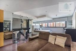 Studio com 1 dormitório para alugar, 44 m² por R$ 1.900,00/mês - Cristo Rei - Curitiba/PR