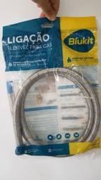 Título do anúncio: Ligação flexível para gás BLUKIT