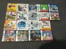 Título do anúncio: Jogos de Nintendo 3DS/DS