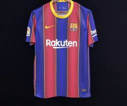 Camisa Tailandesa 1.1 Barcelona