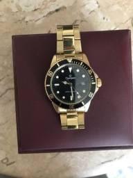 Relógio Champion - Dourado - Ótimo estado.