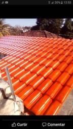 Título do anúncio: Telhados e impermeabilização!