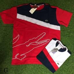 Título do anúncio: Camisas malha peruana ?