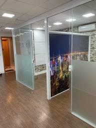 Título do anúncio: Escritório para venda com 37 m² - em Vila Belmiro - Santos - SP