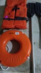 Título do anúncio: Vendo tudo equipamento para barco