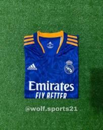Título do anúncio: Camisa do Real Madrid 2021/2022