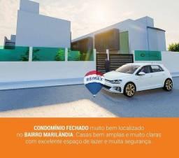 Título do anúncio: Juiz de Fora - Casa de Condomínio - Marilândia