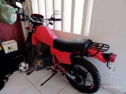 Moto Honda xl 250r ano 1984