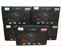 Lançamento TV box com 16gb de RAM e 256 HD
