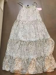Vestido ? longo maravilhoso