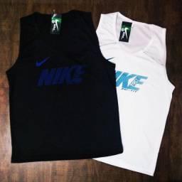 Kit 2 camisetas regata Dry Fit