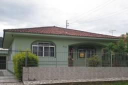 Casa para alugar com 3 dormitórios em Fundos, Biguaçu cod:692