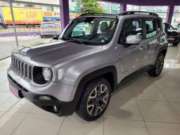 Título do anúncio: Único dono! Jeep Renegade Longitude 1.8 4x2 Flex 2020 com Ipva 2021 pago
