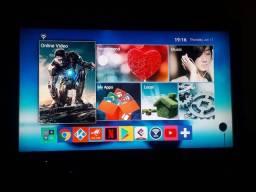 Tv sony 40 + tv box