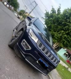 Jeep Compass Limited 2020/2020 Top de Linha 3.000KM IPVA 2021 Pago