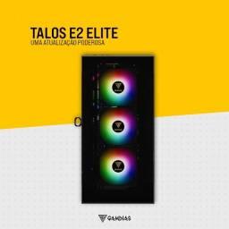 Gabinete Gamer Gamdias Talos E2 Elite Com 4 Fans RGB