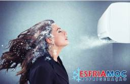 Título do anúncio: Manutenção e Instalação em ar condicionado.