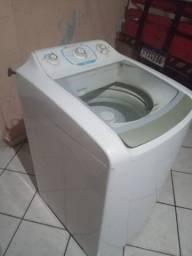 Vendo máquina de lavar Eletrolux 10 kilos entrego funcionando perfeitamente