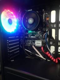 PC GAMER - RYZEN 5 2400G