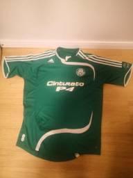 Título do anúncio: Vendo camiseta Adidas Palmeiras