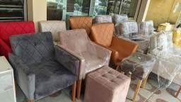 Título do anúncio: Variedades de poltronas/cadeiras - Disponível para entrega