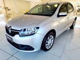 Título do anúncio: Renault Logan EXPRESSION 1.6 FLEX MANUAL 4P