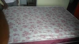 Desconto de Fábrica cama de casal box D28 4 centímetros de