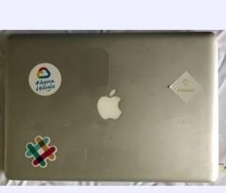 Macbook Pro 13 Polegadas 256gb Ssd 2,53 Core2 Duo