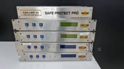 Receptora de sinal de alarme safelink
