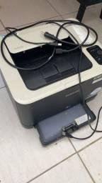 Impressora CLP 325W - Laser Samsung