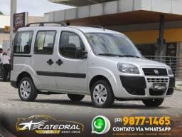 Fiat Doblo Essence 1.8 Flex 16V 5p 2019 *7 Lugares* Novíssimo* Aceito Troca