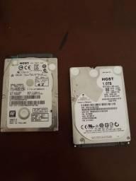 HD para Notebook 500GB
