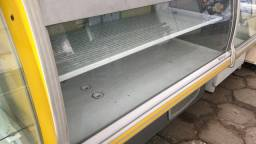 Vitrine estufa com refrigerada - Vinicius