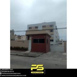 Título do anúncio: Apartamento com 3 dormitórios para alugar, 85 m² por R$ 2.500/mês - Manaíra - João Pessoa/