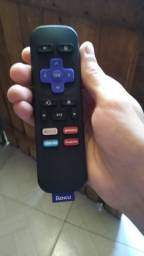 Apenas o controle de dispositivo de streaming