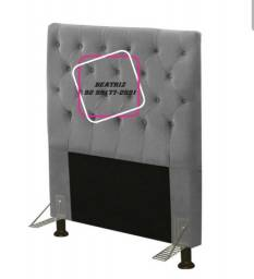 Título do anúncio: Cabeceira móvel em placas nova !!!!!!!!!!!