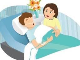 Título do anúncio: Cuidadora hospitalar noturna