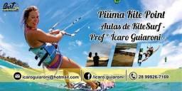 Curso completo de kitesurf