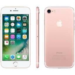 Promoção!!! Apple Iphone 7 32gb Rose Rosa 4g Anatel Garantia Apple