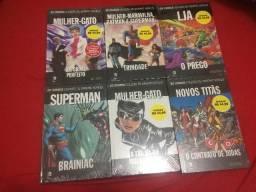 Dc Comics - Coleção De Graphic Eagle Moss 1 Ao 23