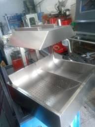 Secador de batata