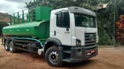 Vendo caminhão pipa Volkswagem - 2014
